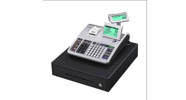 Cara Program Open PLU Casio SE-S400 / PCR-T500