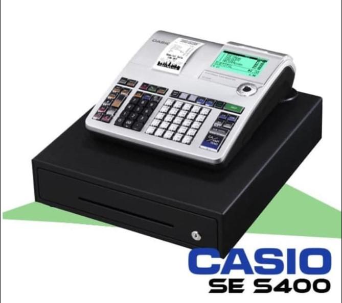 Error BT INIT CASIO SE-S400