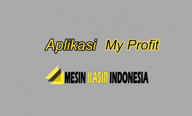 Aplikasi Kasir MyProfit Android Gratis
